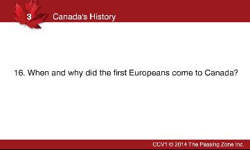 Citizenship Question 16